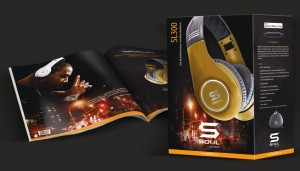 SOUL by Ludacris Consumer Package Design