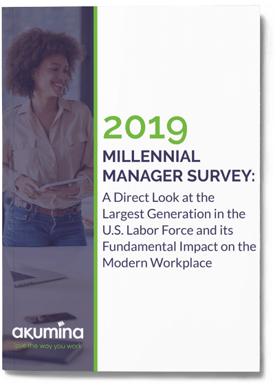 Download the latest statistics on millennials in the workplace.