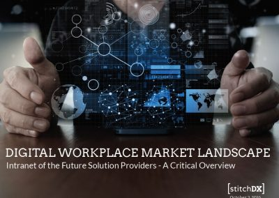 Digital Workplace Market Landscape