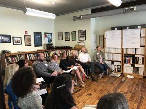 brand workshop participants