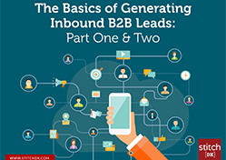 The Basics of Generating Inbound B2B Leads: Part Two