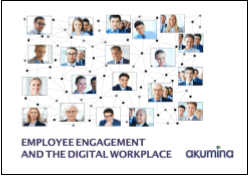 Employee Engagement and the Digital Workplace