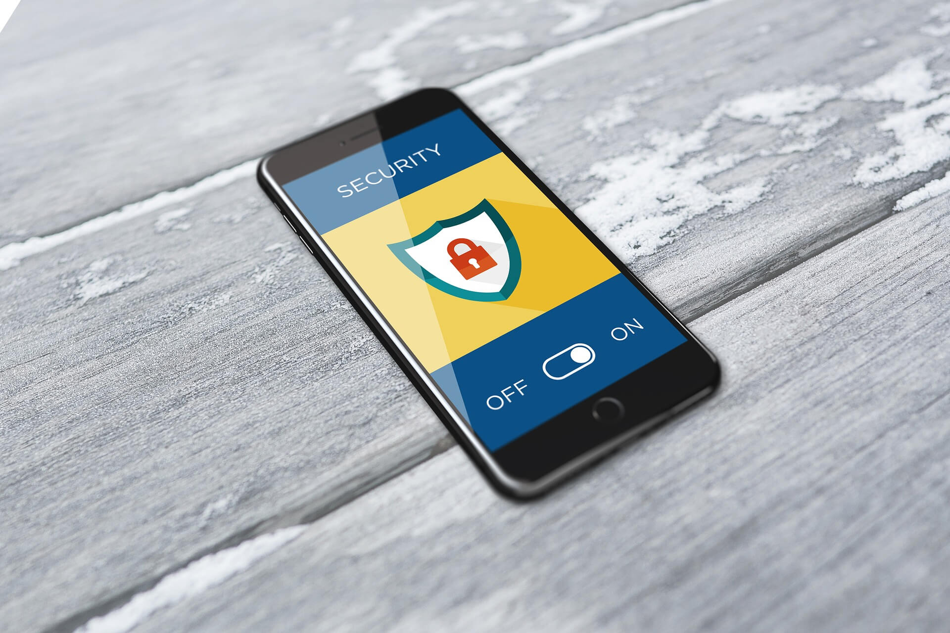 Data security in your devices
