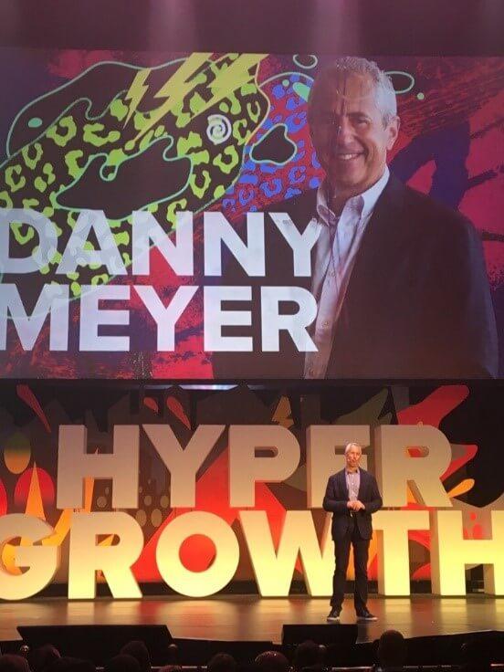 Danny Meyer at HyperGrowth