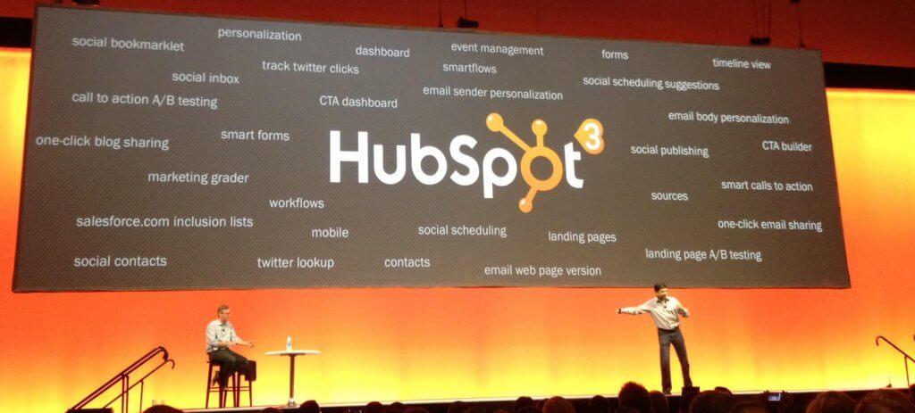 Hubspot 3 day Inbound conference